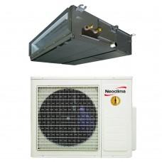 Высоконапорные канальные кондиционеры серии Power ERP(*e)  -7C
